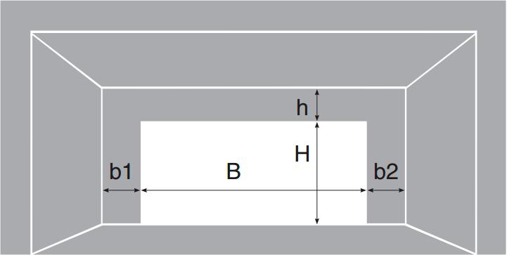 Размеры противопожарных ворот