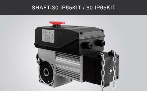 Автоматика для промышленных ворот Shaft30