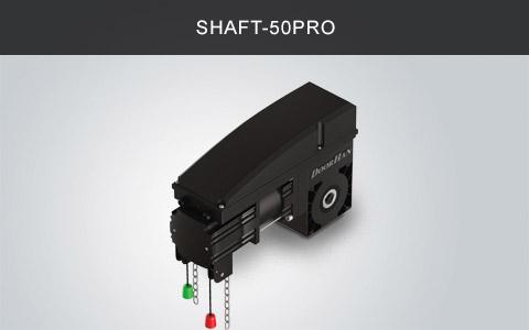 Автоматика для промышленных ворот Shaft50PRO