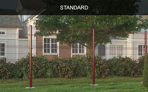 Заборы Standard
