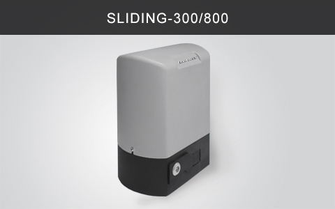 Автоматика для откатных ворот Sliding-300/800